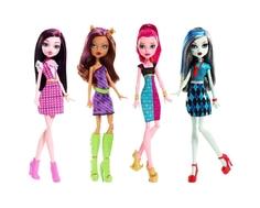 Кукла Monster High «Главные герои» в ассортименте