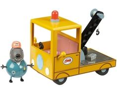 Игровой набор Peppa Pig «Машина Погрузчик» с фигурками