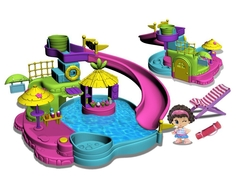 Игровой набор Famosa «Аквапарк Пинипон» Pinypon