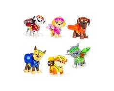 Игровой набор Paw Patrol «Спасатель с рюкзаком-трансформером: Новые герои» в ассортименте