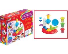 Набор для лепки Genio kids «Волшебная мастерская» КРЕАТТО