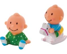Набор игрушек-брызгалок для ванны Курносики «Веселая игра»