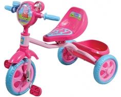 Велосипед трехколесный 1Toy «Peppa»