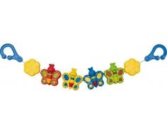 Погремушка на коляску Canpol Babies «Бабочки»
