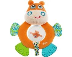 Погремушка Chicco «Бегемот Hippo»