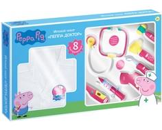 Игровой набор Peppa Pig «Доктор»