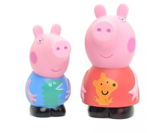 Игровой набор Peppa Pig «Пеппа и Джордж»