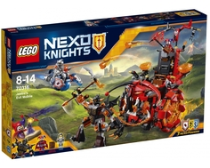 Конструктор LEGO Nexo Knights 70316 Джестро-мобиль