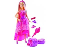 Кукла Barbie «Принцесса с волшебными волосами»
