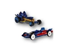 Игровой набор Hot Wheels «Машинки Бэтмена и Супермена»