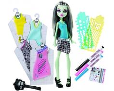Игровой набор Monster High «Дизайнерский бутик Фрэнки Штэйн» с куклой 27 см
