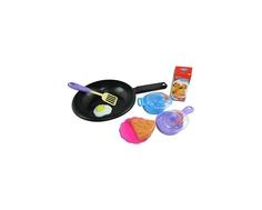 Игровой набор ABtoys «Помогаю Маме» с посудой и продуктами 8 пр.
