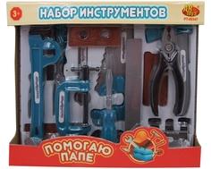Игровой набор ABtoys «Помогаю папе: набор инструментов»