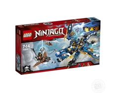 Конструктор LEGO Ninjago 70602 Дракон Джея