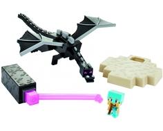 Игровой набор Minecraft «Стив против Дракона»