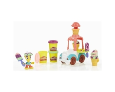 Игровой набор Play-Doh «Город. Грузовичок с мороженым»