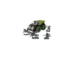 Игровой набор Пластмастер «Машинка с фигурками воинов»