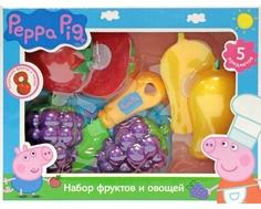 Игровой набор Peppa Pig «Фрукты и овощи»