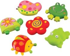 Набор игрушек для ванной Happy Baby «Summer Adventure»