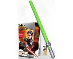 Световой меч Zuru «Меч Силы» зеленый
