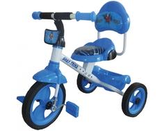 Велосипед трехколесный Baby Trike «WS909» синий