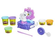 Игровой набор Play-Doh «Туалетный столик Рарити»