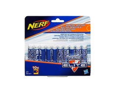 Комплект стрел Nerf «Элит: N-Strike» для бластеров 10 шт.