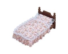 Игровой набор Sylvanian Families « Большая кровать»