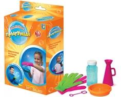 Набор для создания мыльных пузырей 1TOY «Прыгунцы» с перчатками