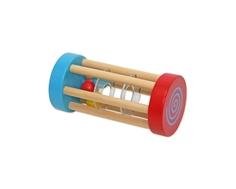 Игрушка-погремушка Фабрика фантазий деревянная