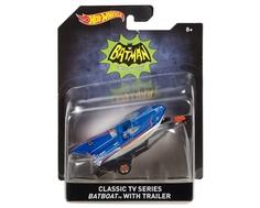Машинка Hot Wheels «Batman» коллекционная 1:50