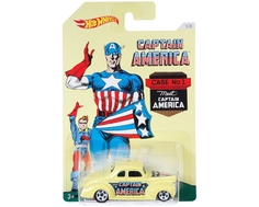 Машинка Hot Wheels «Капитан Америка» в ассортименте