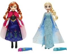 Кукла Disney Frozen «Холодное сердце» в наряде с проявляющимся рисунком 28 см в ассортименте