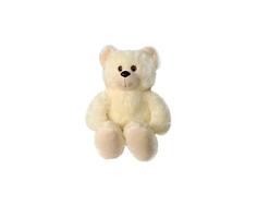 Мягкая игрушка СмолТойс «Медведь» 65 см молочная