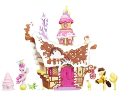 Игровой набор My Little Pony «Сахарный дворец»