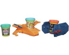 Игровой набор Play-Doh «Транспортное средство героев Звездных войн»