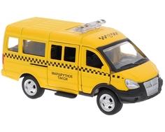 Машинка Технопарк «Газель Такси» 1:43