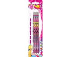 Набор чернографитных карандашей My Little Pony 3 шт.