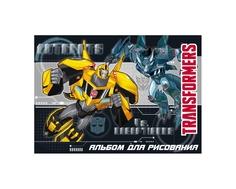 Альбом для рисования Transformers 20 листов
