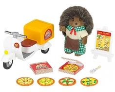 Игровой набор Sylvanian Families «Доставщик пиццы»