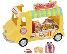 Игровой набор Sylvanian Families «Фургон с хот-догами»