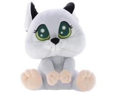 Мягкая игрушка СмолТойс «Мышонок Стёпка» 26 см серая