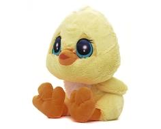 Мягкая игрушка СмолТойс «Цыпленок Тимка» 25 см желтая