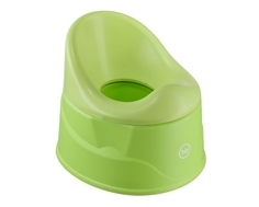 Горшок Happy baby «Comfy» зеленый