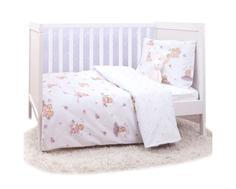 Комплект постельного белья Mirarossi «Ninna Nanna» 3 пр. в ассортименте