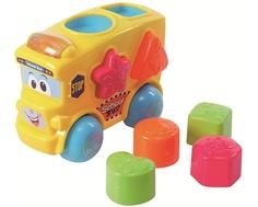 Сортер PlayGo «Школьный автобус»