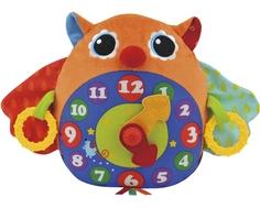 Развивающая игрушка Ks Kids «Часы-Сова»