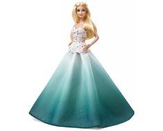 Кукла Barbie «Праздничная» в зеленом платье 30 см