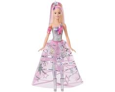 Кукла Barbie в космическом платье