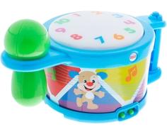 Развивающая игрушка Fisher Price «Барабан: Стучим и учимся»